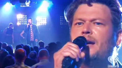 Blake Shelton – Anyone Else (iHeartRadio Album Release Party) (VIDEO) | Country Music Videos