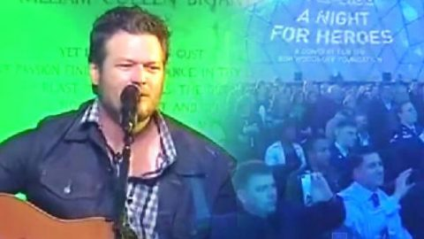 Blake Shelton – Austin (Live Concert to Support our Veterans) (VIDEO) | Country Music Videos