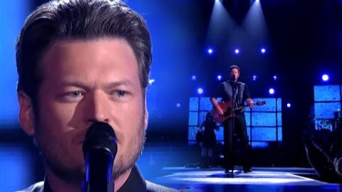Blake Shelton – Drink On It (ACM's 2012) (VIDEO) | Country Music Videos