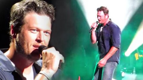 Blake Shelton – Forget You (Live) | Country Music Videos
