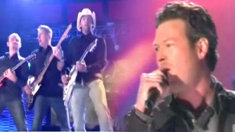 Blake Shelton – Kiss My Country Ass (Live ACA 2010) (VIDEO) | Country Music Videos