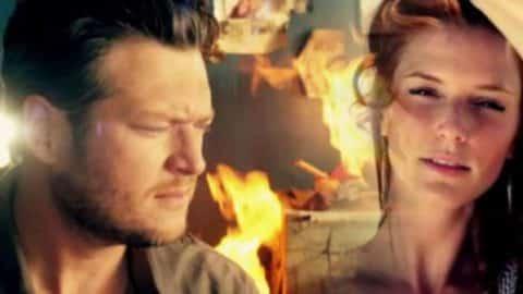 Blake Shelton – Over | Country Music Videos
