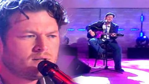 Blake Shelton – She Wouldn't Be Gone (Live on Today Show) (VIDEO) | Country Music Videos