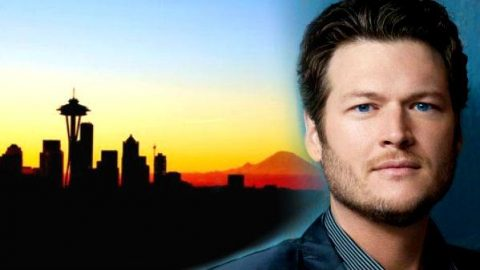 Blake Shelton – Sunny in Seattle (WATCH) | Country Music Videos