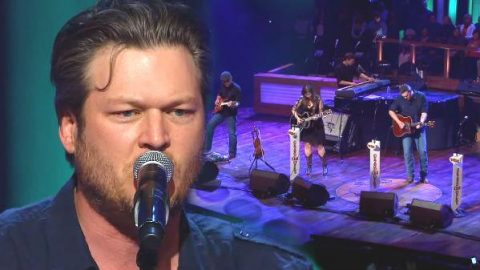 Blake Shelton – Sure Be Cool If You Did (Live at the Grand Ole Opry) | Country Music Videos