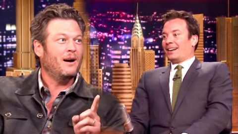 Blake Shelton Teaches Jimmy How to Treat His Truck | Country Music Videos