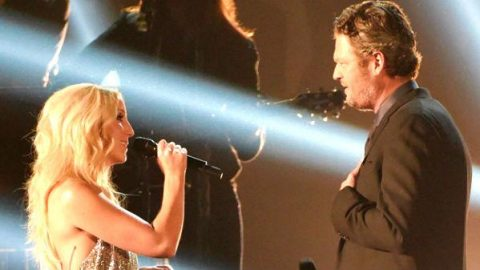 Blake Shelton and Ashley Monroe – Lonely Tonight (Live – CMA Awards 2014) (VIDEO)   Country Music Videos