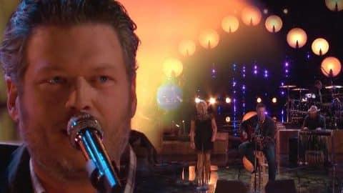 Blake Shelton and Gwen Sebastian – My Eyes (The Voice Highlight)   Country Music Videos