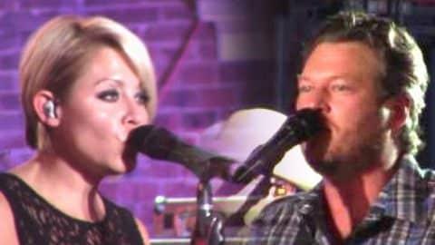 Blake Shelton and Gwen Sebastian – My Eyes (Live at CMT Music Awards) | Country Music Videos