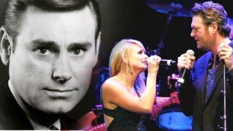 Blake Shelton and Miranda Lambert – These Days I Barely Get By (George Jones Tribute) | Country Music Videos