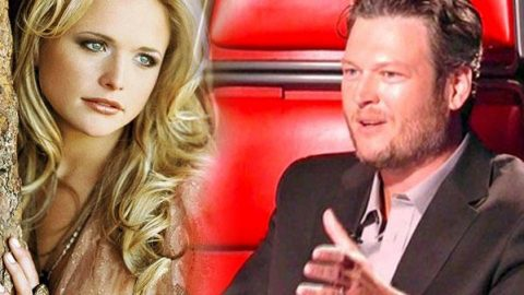"Blake Plays the ""Wife Card"" On ""The Voice"" (VIDEO) 