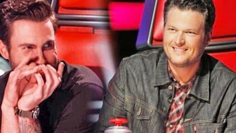 Blake Shelton's Broken Chair (VIDEO) | Country Music Videos