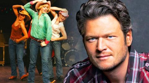"""Amazingly Easy-To-Learn Line Dance For Blake Shelton's """"Hillbilly Bone"""" 