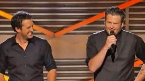 Blake Shelton and Luke Bryan – ACM 2013 Opening Monologue (LIVE) (VIDEO) | Country Music Videos