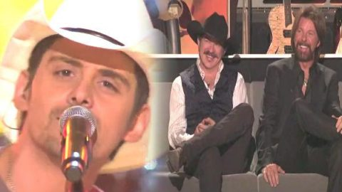 Brad Paisley – My Next Broken Heart (Brooks and Dunn ACM Last Rodeo Tribute) (VIDEO) | Country Music Videos