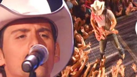 Brad Paisley – The World | Country Music Videos