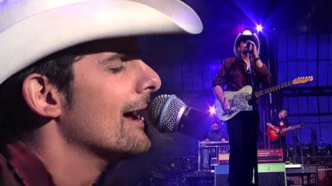 Brad Paisley – Then (Live on Letterman) | Country Music Videos