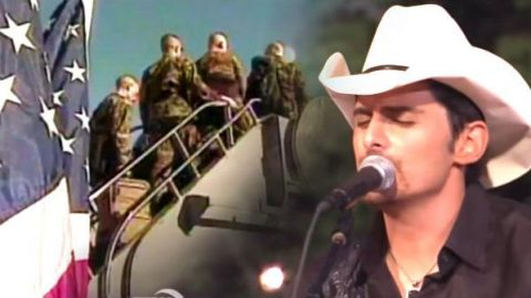 Brad Paisley – Then (Tribute To The Troops And Their Families) | Country Music Videos
