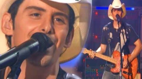 Brad Paisley – Ticks (Live) | Country Music Videos