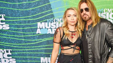 Billy Ray Cyrus' Daughter Defends Her Father's Name | Country Music Videos