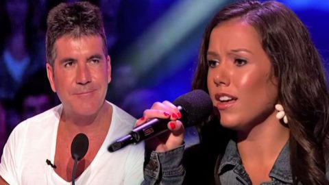 This Country Girl Goes Gospel, Takes The X-Factor Judges To Church | Country Music Videos