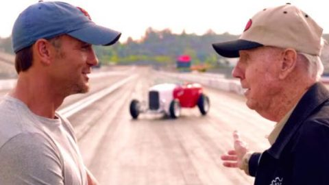 Breaking Barriers with Tim McGraw – Hot Rodders (VIDEO) | Country Music Videos