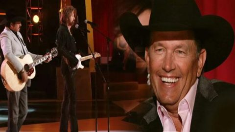 Brooks and Dunn – Cowboy Rides Away (Tribute to George Strait) | Country Music Videos