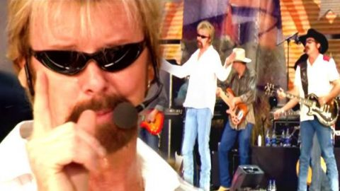 Brooks And Dunn – Only in America (Live At Farm Aid 2003) | Country Music Videos