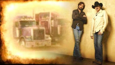 Brooks and Dunn – A Few Good Rides Away | Country Music Videos