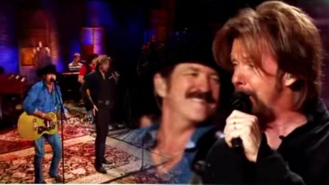 Brooks and Dunn – My Maria (Live) | Country Music Videos