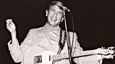 Hear Buck Owens Ridiculously Good Halloween Song Monsters Holiday