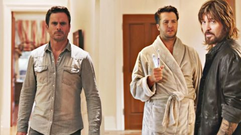 Charles Esten Meets New Housemates In Bizarre & Hysterical CMT Opening Skit | Country Music Videos