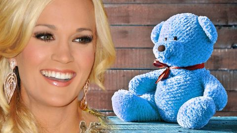Carrie Underwood Shares Adorable Photo Of Baby Isaiah! (VIDEO) | Country Music Videos