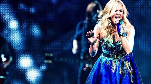 Fans Are Mesmerized By Carrie Underwood's Newest Single   Country Music Videos