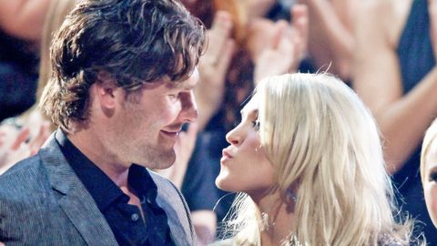 Carrie Underwood Reflects On Super Special New Year's Eve Memory | Country Music Videos
