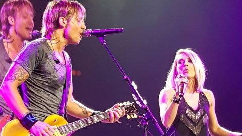 Keith Urban & Carrie Underwood Deliver Sensational Stevie Nicks Cover We Can't Get Enough Of | Country Music Videos
