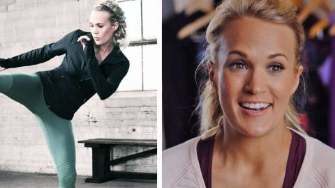 Carrie Underwood's Fitness Secrets Leaked | Country Music Videos