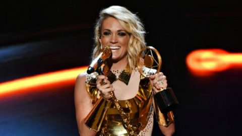 Carrie Underwood Dedicates Award To Young Fan Killed By Drunk Driver | Country Music Videos