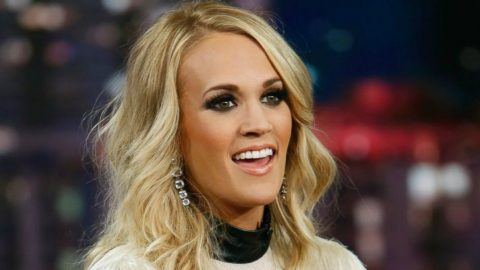 Carrie Underwood Shows Off Son's Adorable New Skill [VIDEO] | Country Music Videos