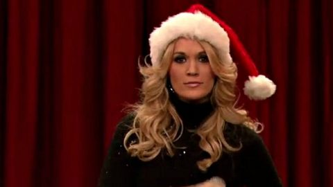 Carrie Underwood & Son Share 'Sweet' New Christmas Tradition | Country Music Videos