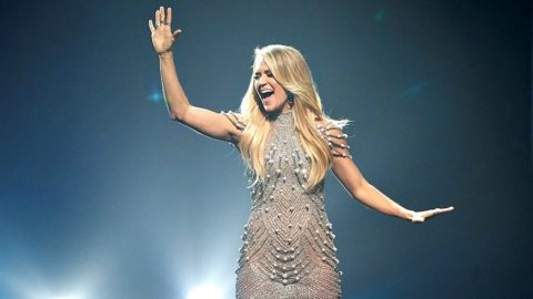 Carrie Underwood's Team Reveals If Super Bowl Video Was Filmed Prior To Her Accident | Country Music Videos