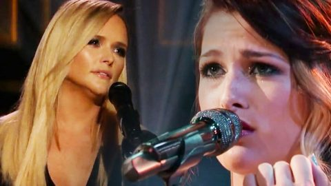 Blake's 'Voice' Winner Unleashes Emotional Cover Of Miranda Lambert's 'Over You' | Country Music Videos