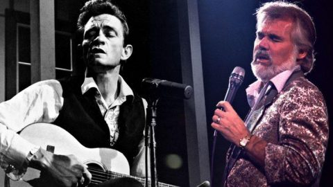 Hear Johnny Cash S Rare Recording Of The Gambler Before Kenny Rogers Stole The Show Country Rebel