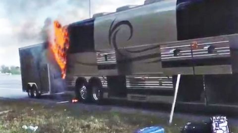 Country Star Breaks Silence About Tour Bus Explosion | Country Music Videos