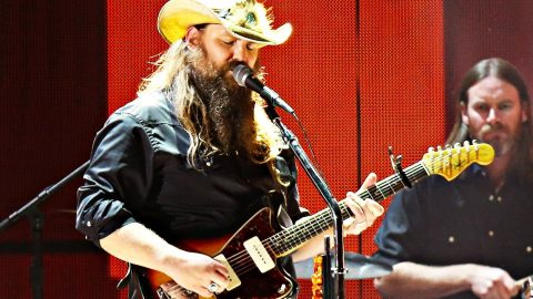 For Chris Stapleton, Money Doesn't Hold A Candle To Love – Even If You're A 'Millionaire' | Country Music Videos