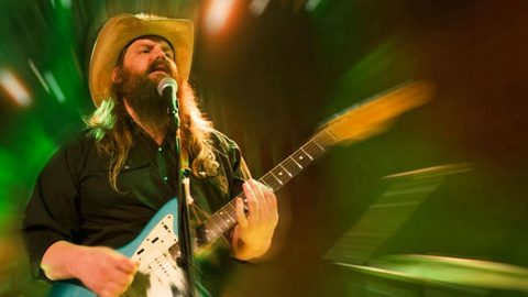 Chris Stapleton's New R&B Styled Collaboration Gets Rave Reviews | Country Music Videos