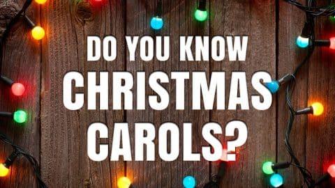 Do You Know Christmas Carols? (Quiz) | Country Music Videos