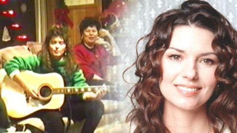 Christmas With Shania Twain 1991 (Rare Video) (VIDEO) | Country Music Videos