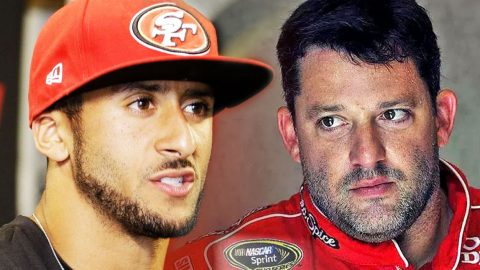 Tony Stewart Slams Kaepernick Over Police Shootings | Country Music Videos