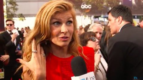 Connie Britton Addresses Rumors That She's Leaving 'Nashville' | Country Music Videos